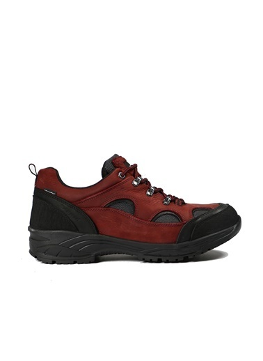 Hammer Jack Yıkama Nubuk Erkek Ayakkabı 102 17845-M Bordo
